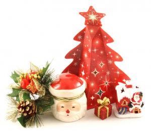 Cadou Cutie Muzicală Santa Claus0