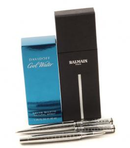 Gentleman Balmain Paris & Cool Water for Men1