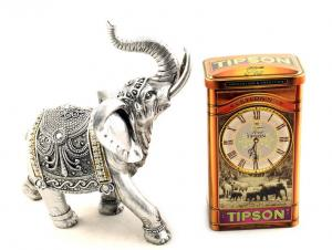 Set Cadou Horse Clock & Tipson Tea0