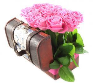 Cufăr 19 Happy Roses & Cercei Lotus Borealy3