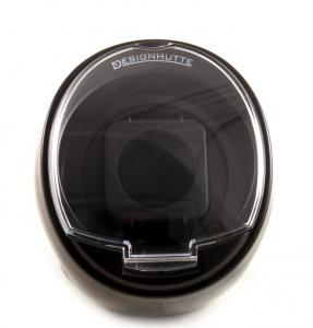 Watch Winder by Designhutte seria Optimus Black - Made in Germany2