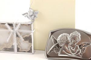 Cadou Silver Angel by Valenti2