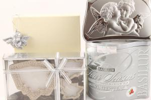 Cadou Silver Angel by Valenti4