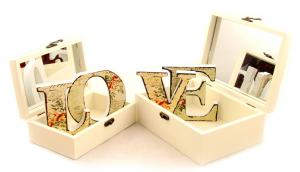 Cadou Love Forever Roses4