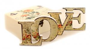 Cadou Love Forever Roses8