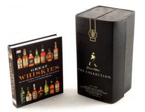 Cadou Great Whiskies Johnnie Walker - The Collection0