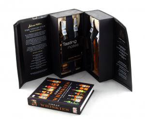Cadou Great Whiskies Johnnie Walker - The Collection3