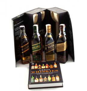 Cadou Great Whiskies Johnnie Walker - The Collection2