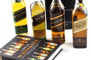 Cadou Great Whiskies Johnnie Walker - The Collection1