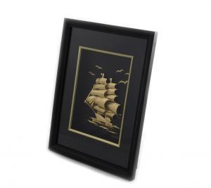 Tablou Golden Ship 24 Karate1