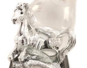 Încălzitor Cognac Silver Horse by Chinelli1