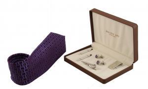 Cadou Purple & Silver Accessories by Jos Von Arx0