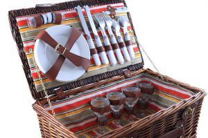 Cos picnic pentru 4 persoane Fagaras2