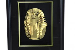 Tablou Gold Tutankhamon 24k1