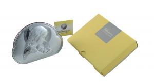 Icoană Argint Maica Domnului by Valenti - Made in Italy2