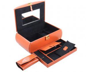 Cutie Bijuterii Leather Orange by Friedrich - Made in Germany4