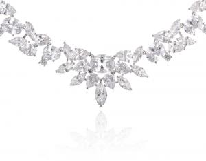 Set Cercei şi Colier Luxury Bridal Borealy4