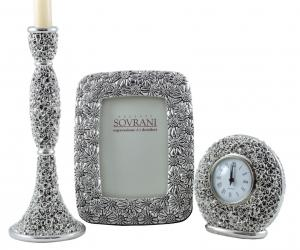 Set Silver Home Deco Argenti Sovrani made in Italy3