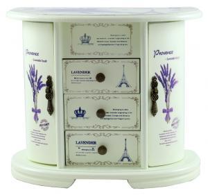 Cutie Bjuterii Lemn Provence4
