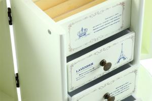 Cutie Bjuterii Lemn Provence2