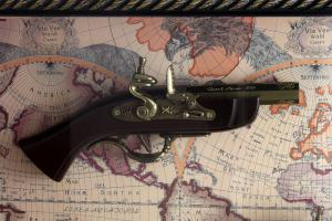 Tablou Guns & Boats1