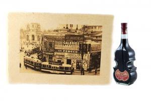 Schiţă Micul Paris pe Hârtie Manuală & Stradivari Nectar0
