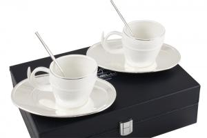 Silver Coffee Set for Two Chinelli - made in Italy4