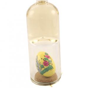 Sticlă Ou Paşte - lucrată manual2