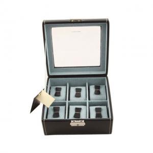 Set Cutie 6 Ceasuri Bond Glass by Friedrich si Note Pad Black Hugo Boss - personalizabil5