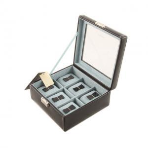 Set Cutie 6 Ceasuri Bond Glass by Friedrich si Note Pad Black Hugo Boss - personalizabil8