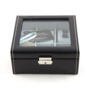 Set Cutie 6 Ceasuri Bond Glass by Friedrich si Note Pad Black Hugo Boss - personalizabil2