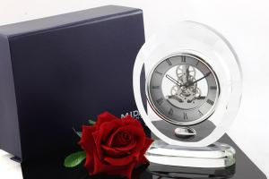 Ceas Luxury Oval Crystal by MIDA Argenti3