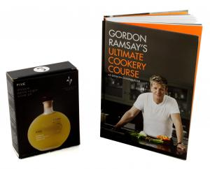 Gordon Ramsay's Ultimate Cookery & Five Olive Oil Luxury0
