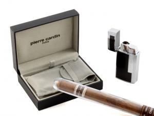 Cadou DELUXE Smoking & Cutter by Pierre Cardin0