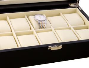 Cadou Black Watches Box & WATCHES International4