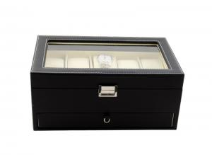 Cadou Black Watches Box & WATCHES International2