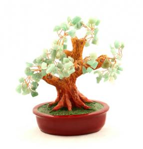 Cadou Lucky Frog and Quartz Tree1