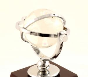 Cadou White Globe Desk & Pix Cerruti 1881 Personalizabil1