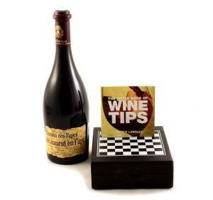 Passion for Wine & Chess [0]