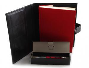 Red & Black Business Parker4