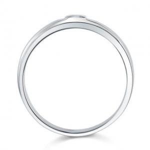Inel Borealy Argint 925 Doble Heart Marimea 62