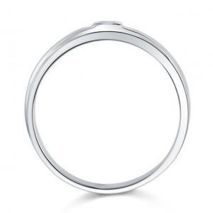 Inel Borealy Argint 925 Doble Heart Marimea 82