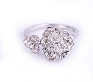 Inel Borealy Argint 925 Luxury En Rose5