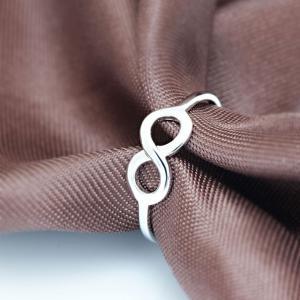 Inel Infinity Argint 925 Borealy Marimea 5,52