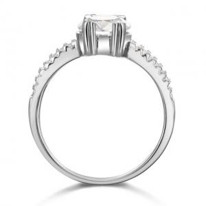 Inel Borealy Argint 925 Logodna Julieta Marimea 62
