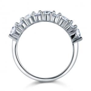 Inel Borealy Argint 925 Created Diamond 2.5 Carate Logodna Luxury Marimea 82