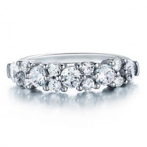 Inel Borealy Argint 925 Created Diamond 2.5 Carate Luxury Marimea 60