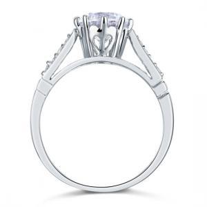 Inel Love Wedding Simulated Diamond Argint 925 Mărimea 63