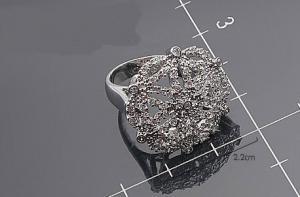 Inel Borealy Simulated Diamonds Paris Lights Marimea 61