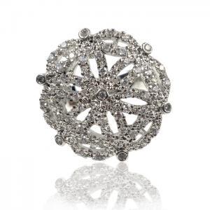 Inel Borealy Simulated Diamonds Paris Lights Marimea 60